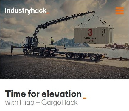 Hiab-Industryhack Challenge Time for elevation